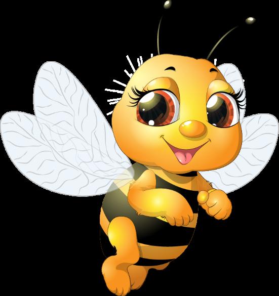 Our Good Gardener Cute Busy Bee Mascot