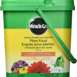 Miracle-Gro 2670106 Shake N Feed All Purpose Plant Food 12-4-8 2.04Kg