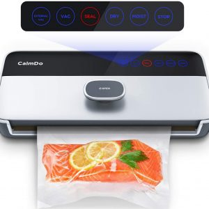 CalmDo Vacuum Sealer, Fully Automatic Food Sealer